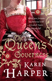 The Queen's Governess, British Edition