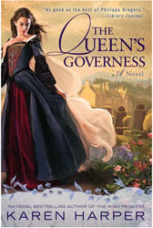 The Queen's Governess Cover